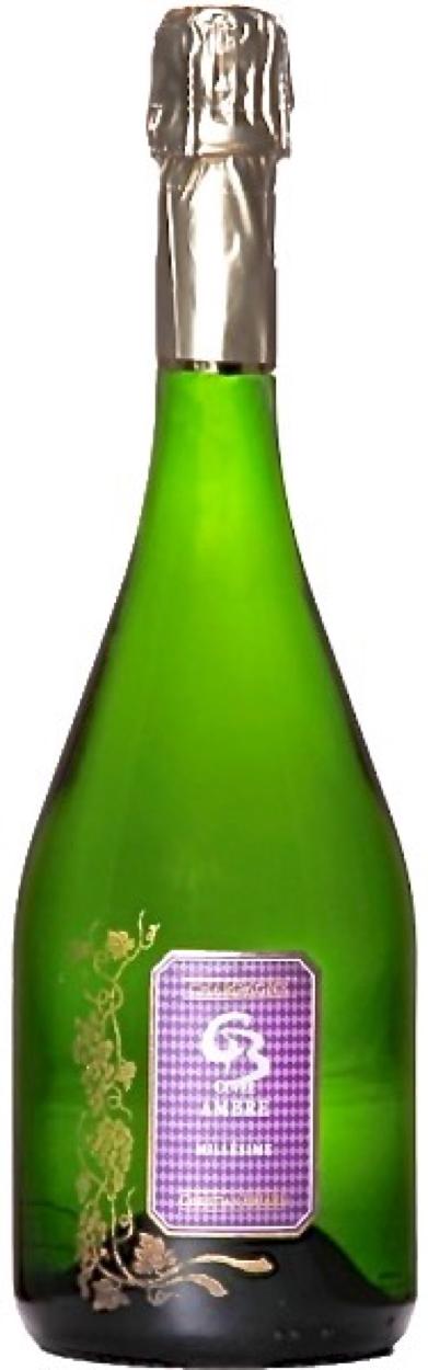 Cuvée Ambre 2004, Millésime, Champagner Brut