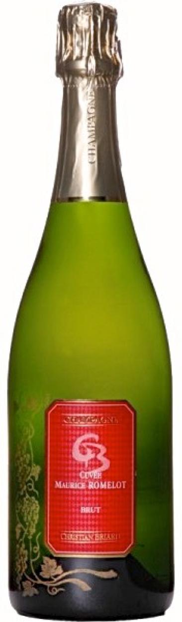 Cuvée Maurice Romelot, Champagner Brut