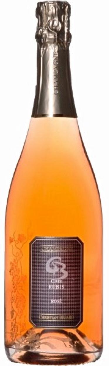 Cuvée Rosé Rubis, Champagner Brut