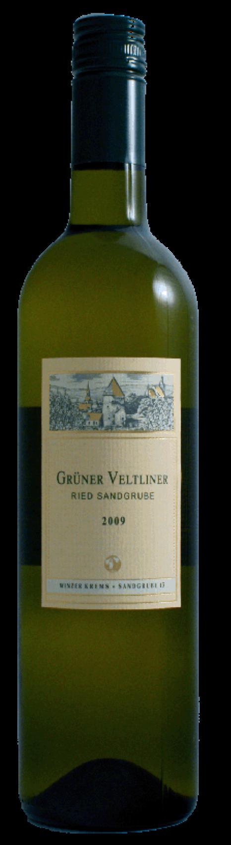 Kremser Sandgrube, Grüner Veltliner, trocken Winzer Krems, 2019
