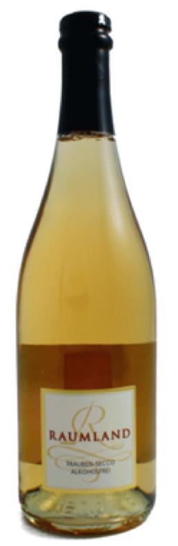 Raumland Weißer TraubenSecco alkoholfrei