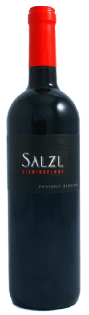 Weingut Salzl, Seewinkelhof, Zweigelt Reserve trocken, 2016
