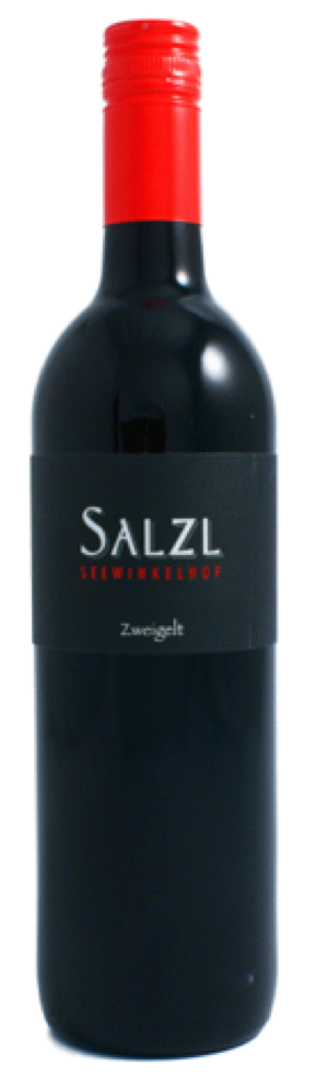 Weingut Salzl, Seewinkelhof, Zweigelt trocken, 2017