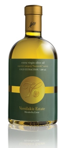 Vassilakis Estate, Extra virgin olive oil, Kreta