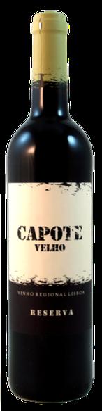 Capote Velho Reserva, Vinho Regional Lisboa, 2018