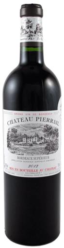 Château Pierrail, Bordeaux Supérieur AC, Barrique, 2015