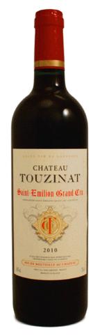 Château Touzinat, Saint-Émilion Grand Cru AC, 2011