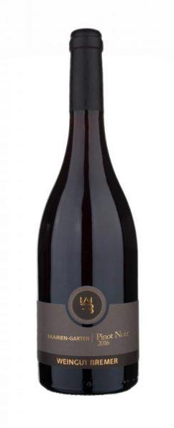 Bremer, Marien-Garten Pinot Noir QbA trocken, Zellertal, Pfalz, 2016