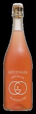 """GO"" Bötzinger Prickelnd Rosé, alkoholfrei"