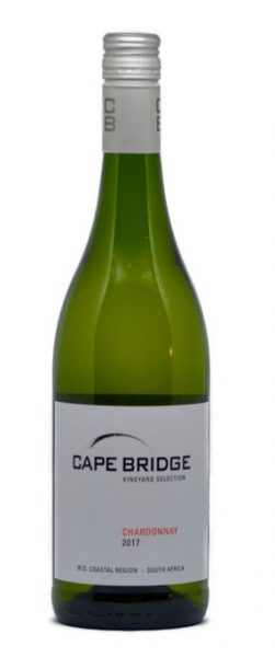 Cape Bridge, Chardonnay, Cape of Good Hope, 2020