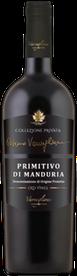 Cosimo Varvaglione Collezione Privata, Primitivo di Manduria DOP, Varvaglione 1921, 2014