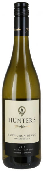 Hunter's Sauvignon Blanc, Neuseeland, Marlborough, 2020