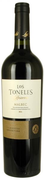 Los Toneles Malbec Reserva, Argentinien, Mendoza, 2016