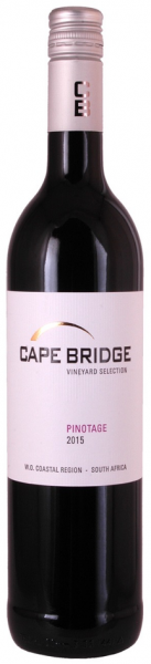 Cape Bridge, Pinotage, Cape of Good Hope, 2018