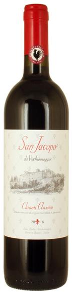 San Jacopo da Vicchiomaggio, Chianti Classico DOCG, 2017