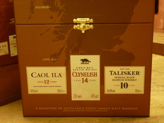 The Classic Malts – Collection