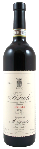 Barolo DOCG, Regretè, Mainerdo, 2011
