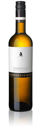 Schwarzer Rappe, Chardonnay QbA trocken, Felsengartenkellerei Besigheim, 2018