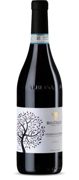 Bel Colle, Nebbiolo d'Alba, La Reala DOC, 2018