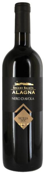 Baglio Baiata Alagna, Nero d'Avola, Sicilia DOC, 2019